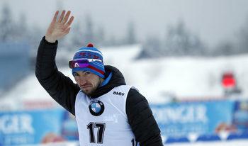 Руснак спря победната серия на Йоханес Бьо в биатлона