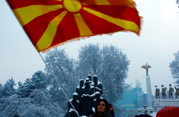 Парламентът в Скопие окончателно прие името Северна Македония