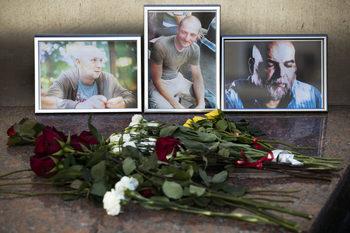"""Следил ли е """"готвачът на Путин"""" руските журналисти, убити в Африка"""