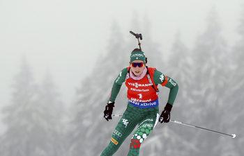 Доминацията на Бьо в биатлона продължи със седма победа от десет старта