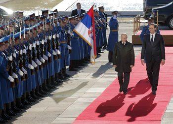 Русия и Сърбия сключиха жп споразумение за 230 млн. евро