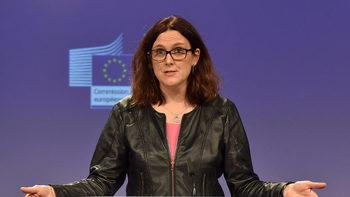Брюксел е готов да говори със САЩ за премахване на мита, но не и за селскостопанските стоки