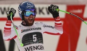 Австрийци спечелиха стартовете в алпийските ски