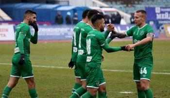 """""""Лудогорец"""" спечели в резултатен мач срещу унгарци, Попа вкара първи гол"""