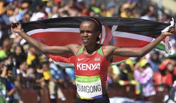 Наказанието на олимпийската шампионка в маратона беше увеличено на осем години