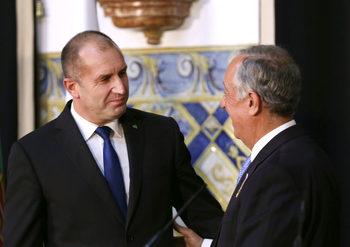 Президентите на България и Португалия призоваха за реформа на политиката за миграция