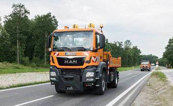 Автономен камион и хибриден автобус са сред най-добрите автомобили за работа