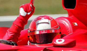 Видео: Шумахер – съвършен, изключителен, крал