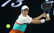 Водачът в схемата Кей Нишикори се класира на четвъртфиналите