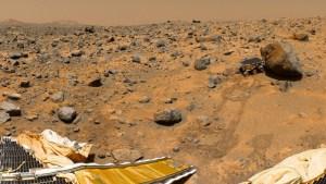 Преди да тръгнете: NASA вече предава прогнозата за времето на Марс