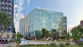 Офис сграда до The Mall сменя собственика си срещу 60 млн. лв.