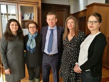 Всички зам.-председатели на Софийския градски съд са подали оставки