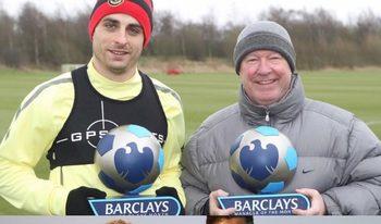 """Осемгодишното предизвикателство на Бербатов и """"Юнайтед"""""""