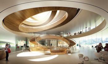 МОК ще открие новото си седалище за 181 млн. евро на олимпийския ден