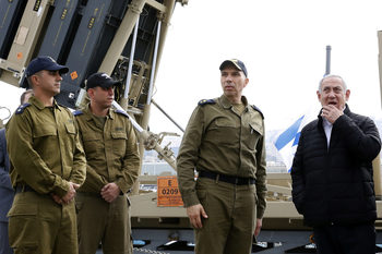 """Нетаняху обяви, че ще обсъди с арабите """"война с Иран"""" и стъписа медиите"""