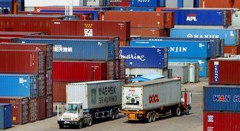 Търговията на САЩ и Китай е намаляла с почти 14% за година
