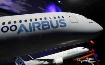 """""""Еърбъс"""" разкри колко струва един самолет"""