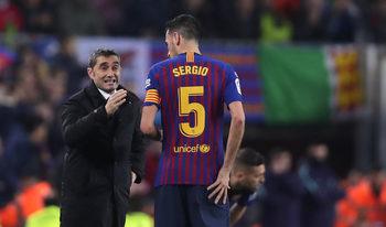 """""""Барселона"""" удължи договора на Валверде"""