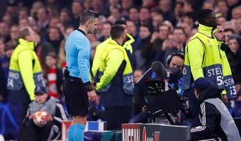 УЕФА определи като успешен дебюта на видеоповторенията в Шампионската лига