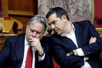 Ципрас предаде външното министерство на досегашния си заместник