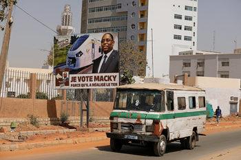 Сенегалският президент обещава още по-светло бъдеще на изборите