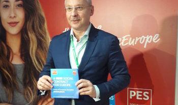"""В следващия европарламент Станишев вижда възможност за алианс между социалисти, зелени и """"леви феномени"""""""