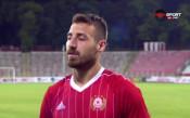 В ЦСКА отказали оферта за Николай Бодуров от Израел