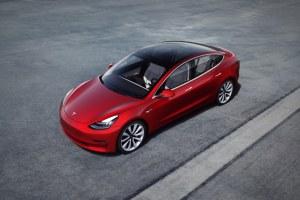 Софтуерен ъпдейт увеличи с 5% мощността на Tesla Model 3