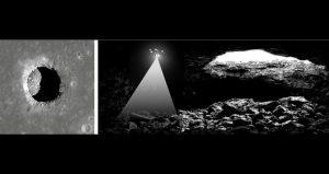 В подготовка за колонизацията на Марс, учени изследват пещера с дрон