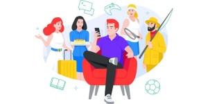"Яндекс тества ""невронната"" социална мрежа Аура"