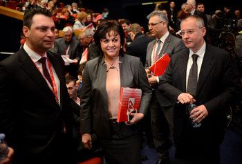 Кой ще води листата на БСП за Европейския парламент