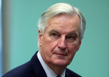 Барние напомни на Лондон, че без сделка няма и преходен период за Брекзит