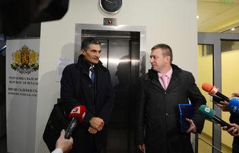 Новият председател на Софийския градски съд ще бъде призован във връзка с избора му