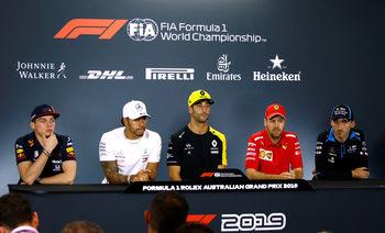 Сезон 2019 във Формула 1: Ще се намесят ли други в битката между Хамилтън и Фетел