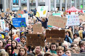 Ученически стачки за действия срещу климатичните промени ще има в над 100 страни