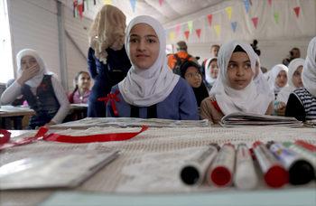 В Йордания има 1.3 млн. бежанци, които няма да си тръгнат скоро