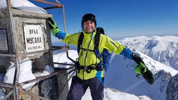 Алпинистът Атанас Скатов ще опита да изкачи седми осемхилядник
