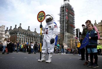 """Фотогалерия: """"ЕС, обичам те"""" от Лондон"""