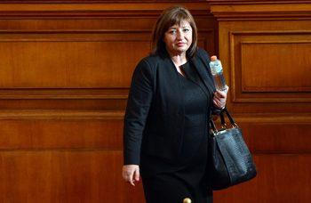 Новият председател на правната комисия Анна Александрова е като стария