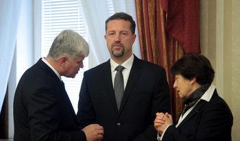 Шефът на кабинета на президента Иво Христов ще е в евролистата на БСП, Станишев – не