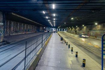 След поредния инцидент се обмисля преместването на спирката в тунела до НДК