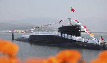 Ако китайска подводница изплува в Арктика