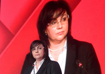 Кой орган реши България да не подкрепя Кьовеши, пита Нинова