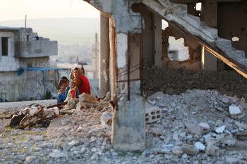 """В сирийски град, някога обсаден от """"Ислямска държава"""", християните стават все повече"""