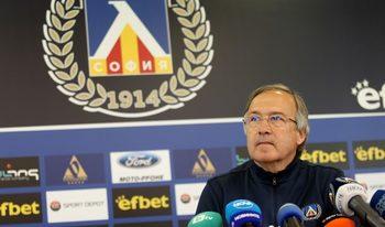 """Дерменджиев: """"Левски"""" ще се върне към годините, в които е побеждавал и е бил шампион"""