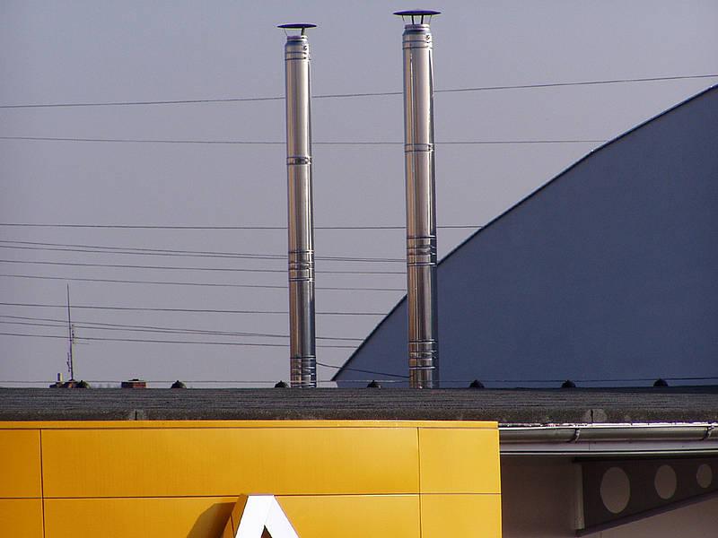 Металната коминна система SCHIEDEL ICS – гаранция за енергийна ефективност и пожаробезопасност