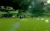 Тежки условия за футбол във Варна за Черно море и Берое