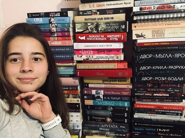 """Обявиха победителите от конкурса """"Книгата, библиотеката и аз"""""""