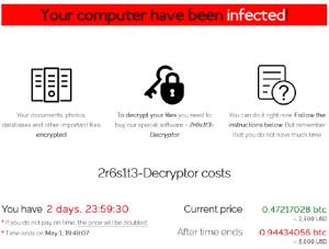 Атака към Oracle WebLogic доставя рансъмуер заплаха