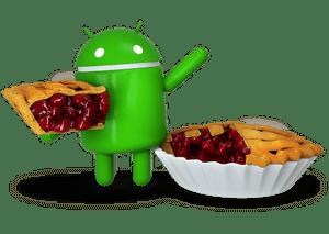 Android 9 е инсталирана на 10,4% от мобилните устройства